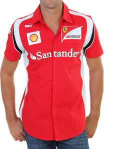 e7b662b7d9 Camiseta Puma Scuderia Ferrari Team - Sports Center